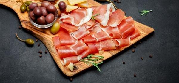 Cured meat products